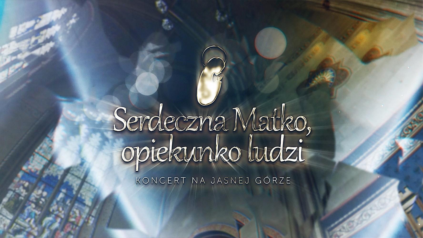 Krzysztof Cugowski w koncercie na Jasnej Górze